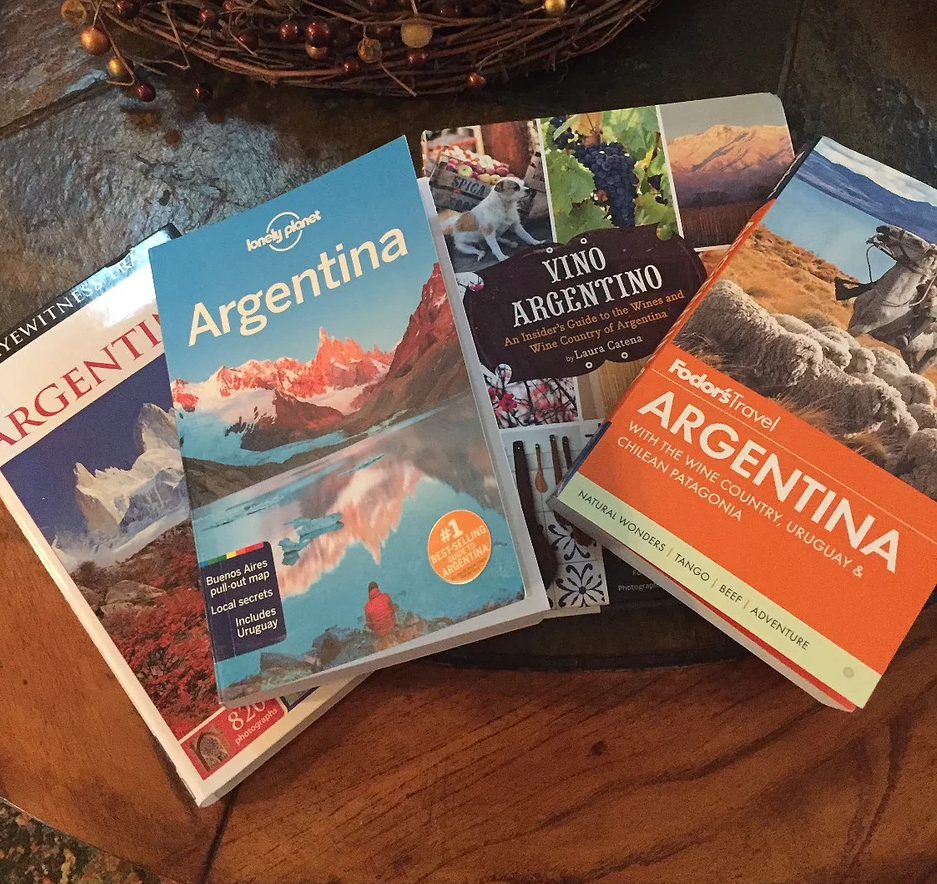 Argentina Adventures Begin