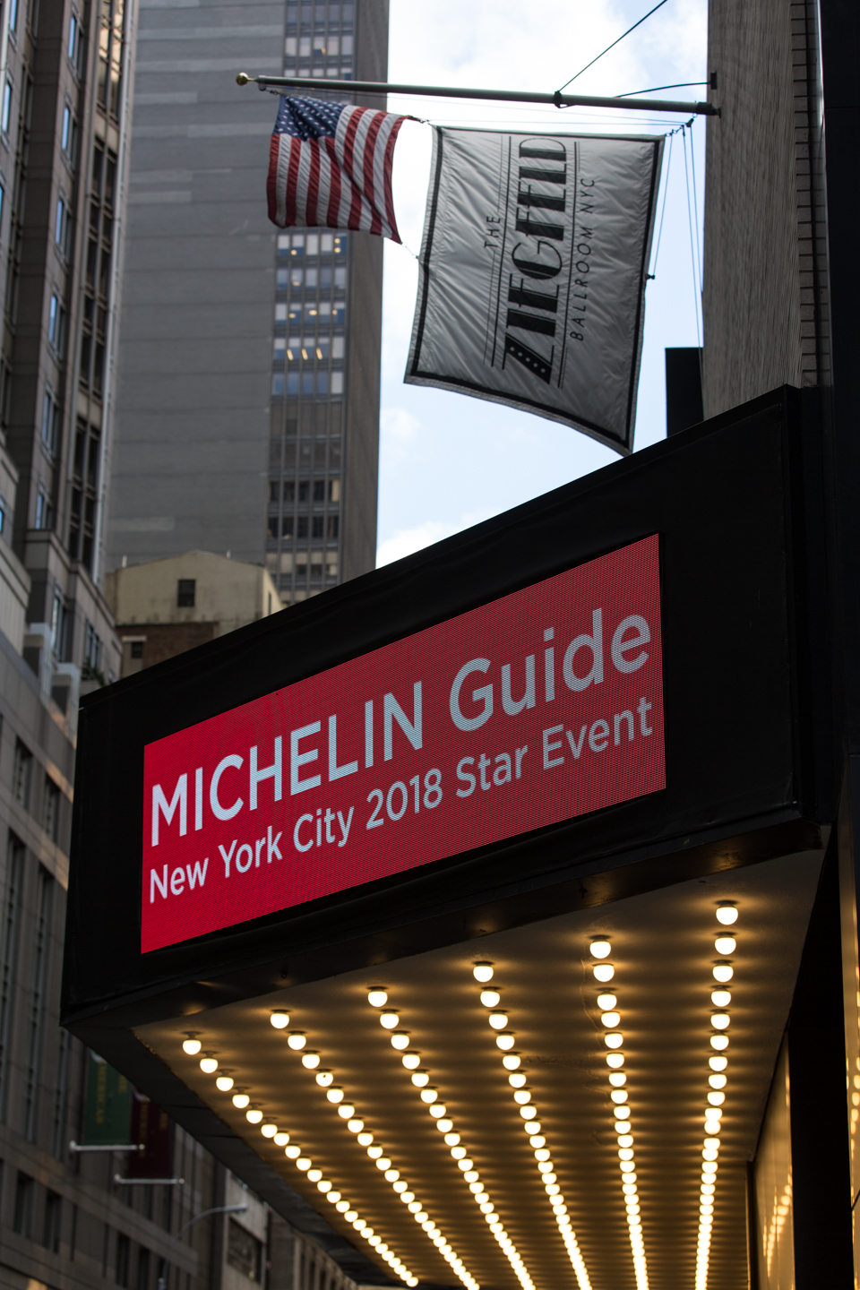 Michelin Award Gala in New York City