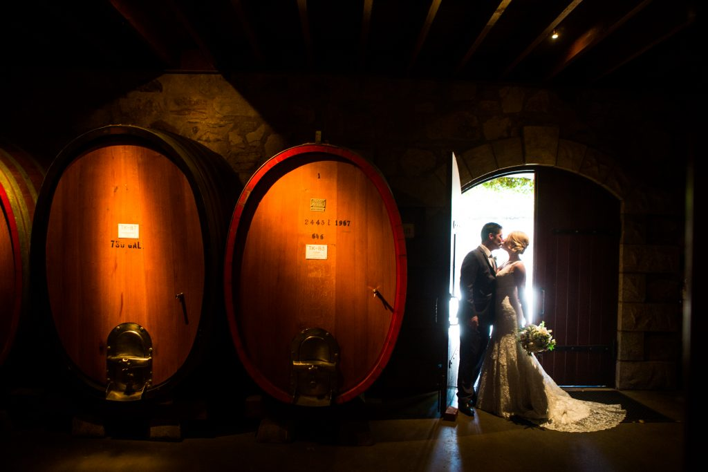 Tying the Knot In the Napa Valley