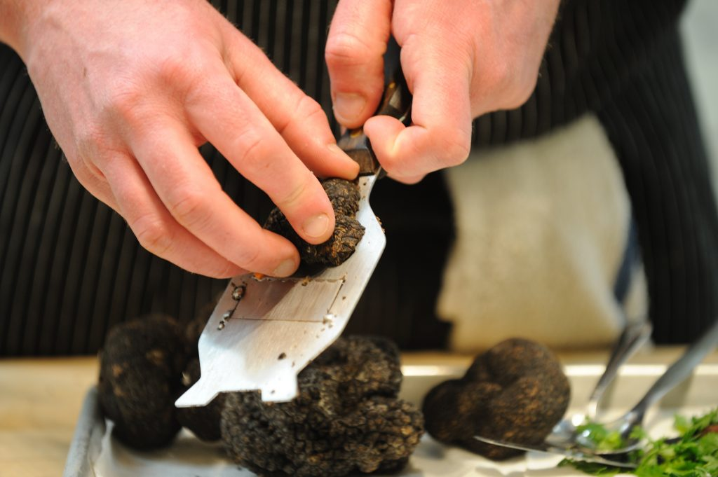 Interview with Ken Frank – Host Chef of the Napa Truffle Festival