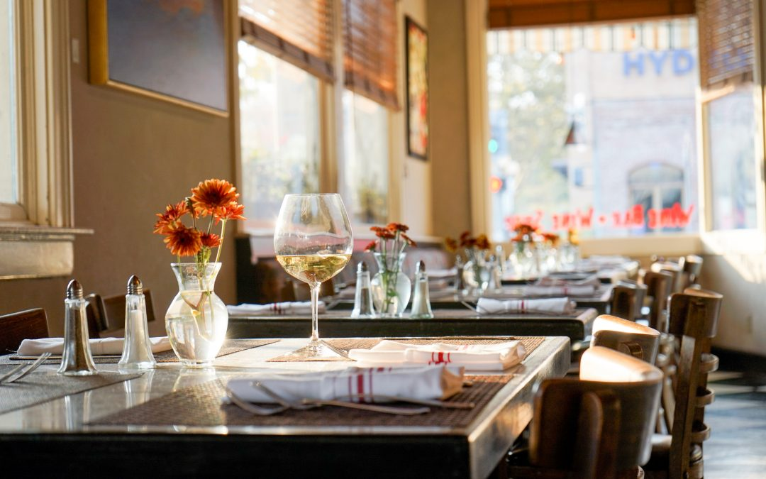 Calistoga's Lincoln Avenue Downtown Eateries