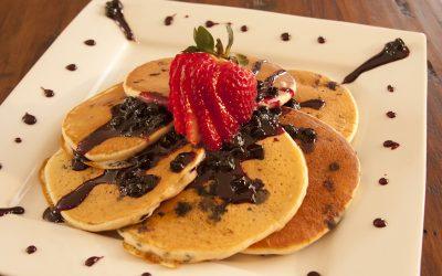 Sour Cream Pancake Recipe served at Churchill Wild