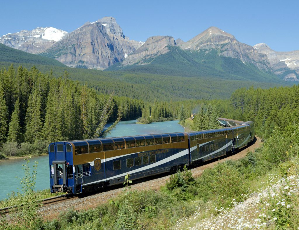 rocky mountaineer experience
