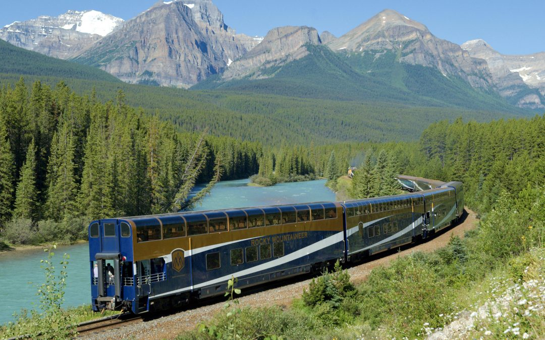 Join Me for Two Delicious Days Across the Stunning Canadian Rockies Aboard Rocky Mountaineer!