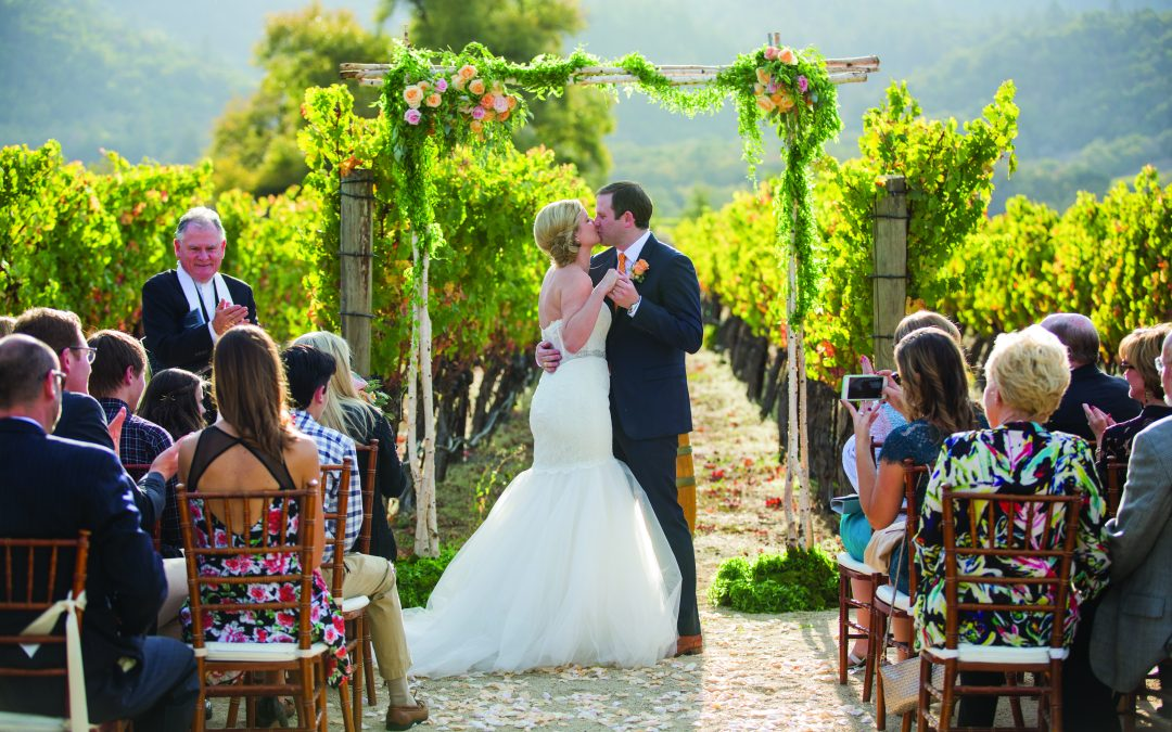 Planning a Wedding in the Napa Valley