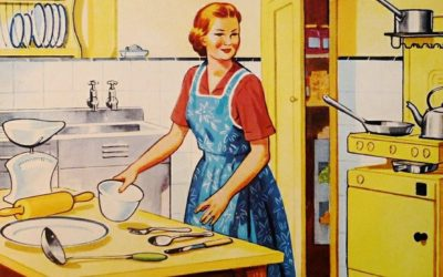 Someone's In the Kitchen with Dynie – What to Cook Today