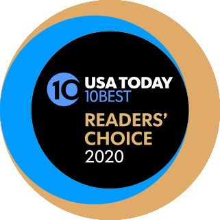 USA Today 10Best Wine Readers' Choice Awards 2020