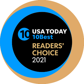 USA Today 10Best Wine Readers' Choice Awards 2021