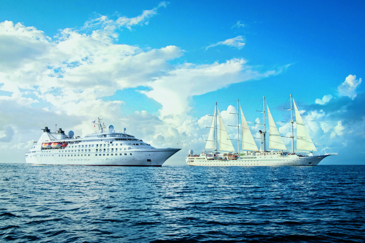 Small Ship Cruise Lines are Now Relaunching their Fleets to the Seas, Rivers and Canals